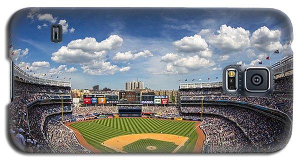 Yankee Stadium Galaxy S5 Case - The Stadium by Rick Berk