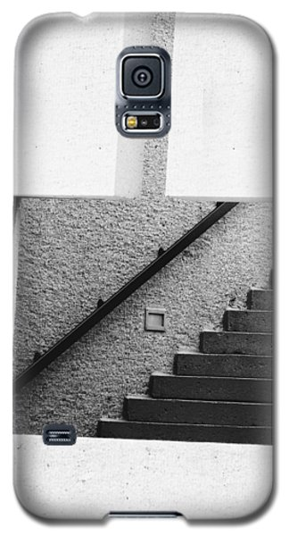 The Stairs In The Square Galaxy S5 Case by David Pantuso
