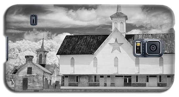 The Star Barn - Infrared Galaxy S5 Case