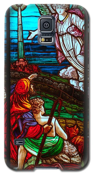 The Star Of Bethlehem Galaxy S5 Case