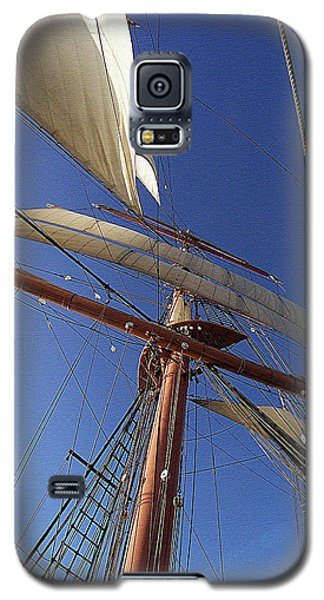 The Star Of India. Mast And Sails Galaxy S5 Case