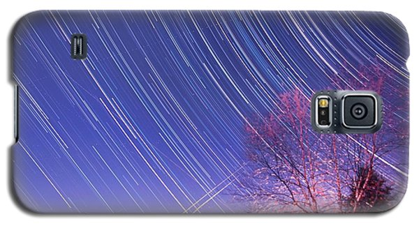 The Star Trails Galaxy S5 Case