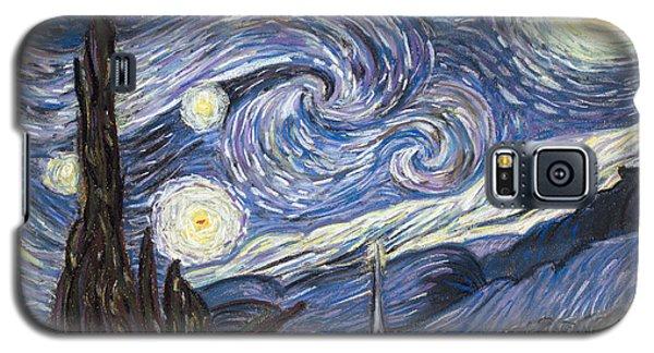 The Starry Night Galaxy S5 Case