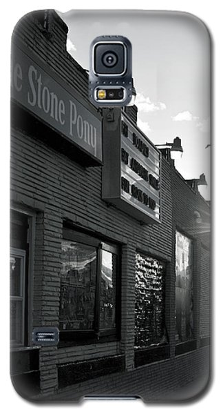 The Stone Pony Asbury Park Side View Galaxy S5 Case