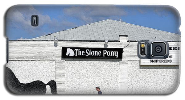 Galaxy S5 Case featuring the photograph The Stone Pony by JoAnn Lense