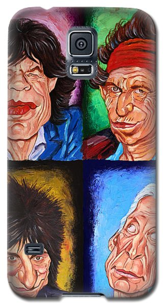 The Rolling Stones Galaxy S5 Case