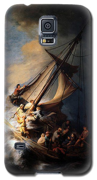 The Storm On The Sea Of Galilee Galaxy S5 Case