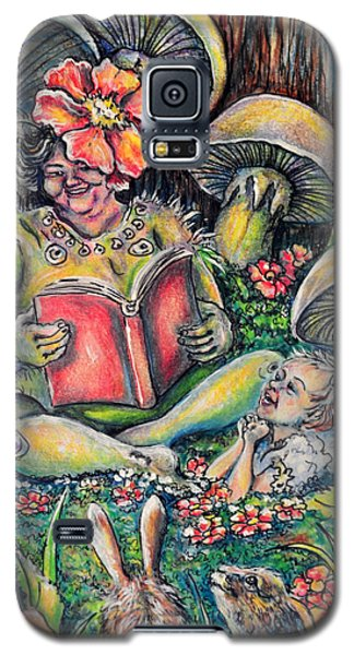 The Story Lady Galaxy S5 Case