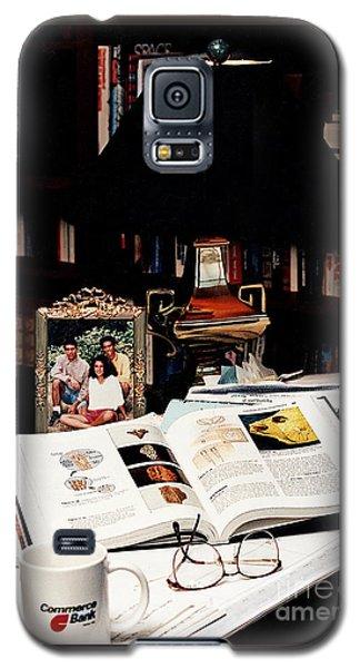 The Study Galaxy S5 Case