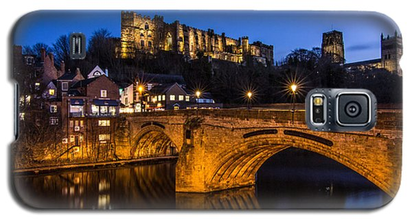 The Stunning City Of Durham In Northern England Galaxy S5 Case