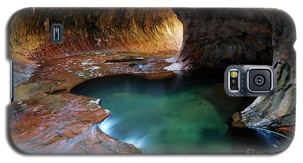 The Subway Sacred Light Galaxy S5 Case