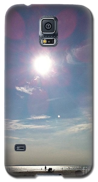 The Sun And The Moon - Witterings Sussex England Galaxy S5 Case