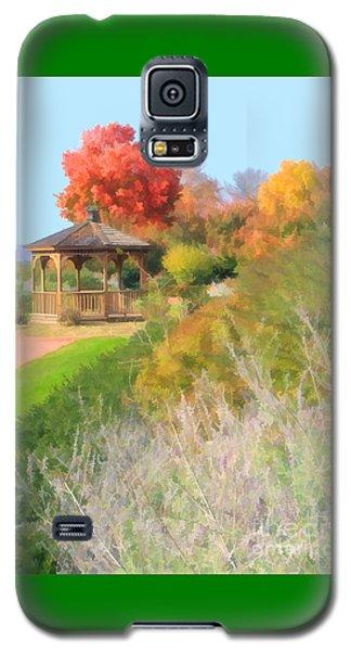The Sunken Garden Galaxy S5 Case