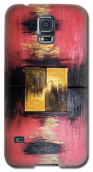The Sunset Galaxy S5 Case