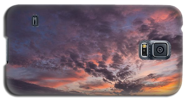 The Sunsets Glow Galaxy S5 Case
