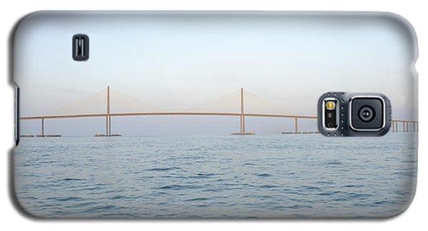 The Sunshine Skyway Bridge Galaxy S5 Case