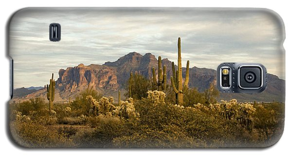 The Superstition Mountains Galaxy S5 Case