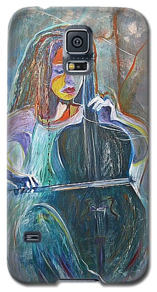 The Swan Of Saint-sanz Galaxy S5 Case by Diana Bursztein