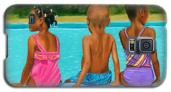 The Swim Lesson Galaxy S5 Case