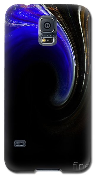 The Swirl Galaxy S5 Case by Rajiv Chopra