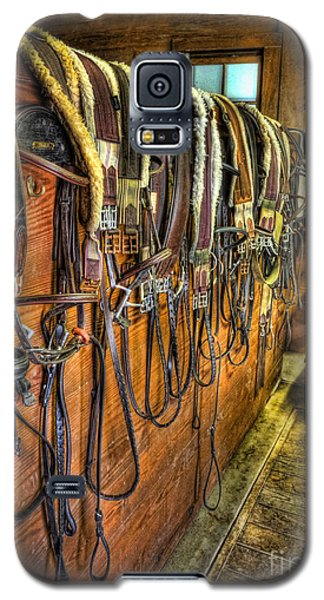 The Tack Room - Equestrian Galaxy S5 Case