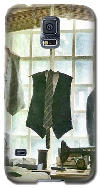The Tailor Shop Galaxy S5 Case by Steve Taylor