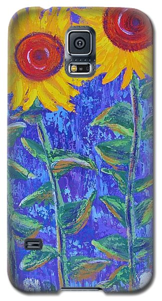 The Tall And Short Of It Galaxy S5 Case