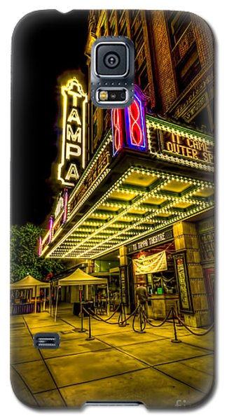 The Tampa Theater Galaxy S5 Case