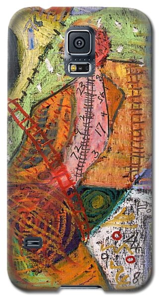 The Tapestry Galaxy S5 Case by Clarity Artists