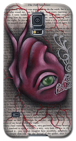The Tell Tale Heart Galaxy S5 Case