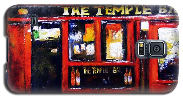 The Temple Bar Galaxy S5 Case by Marti Green