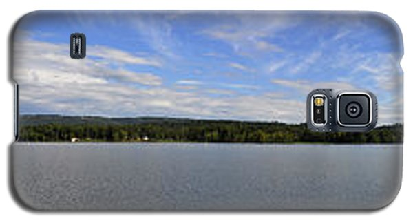 Galaxy S5 Case featuring the photograph The Tennessee River In Alabama by Verana Stark