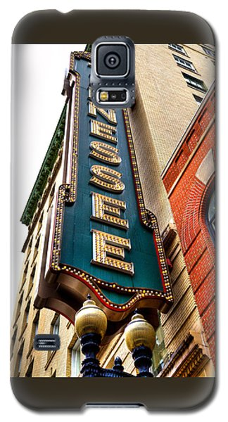 The Tennessee Theatre - Knoxville Tennessee Galaxy S5 Case