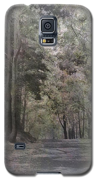 Galaxy S5 Case featuring the photograph The Terrace by Elaine Teague