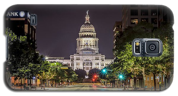 The Texas Capitol Building Galaxy S5 Case