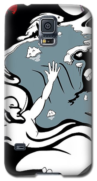 The Thaw Galaxy S5 Case