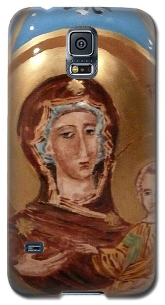 The Theotokos Galaxy S5 Case