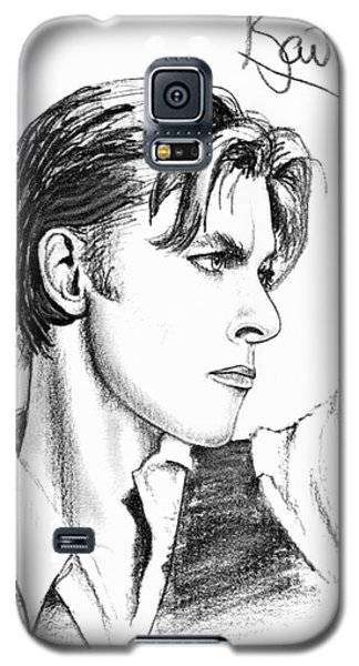 The Thin White Duke Galaxy S5 Case