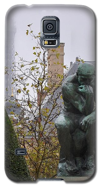 The Thinker And The Tower Galaxy S5 Case