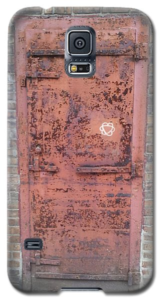 The Three Heart Door. Galaxy S5 Case