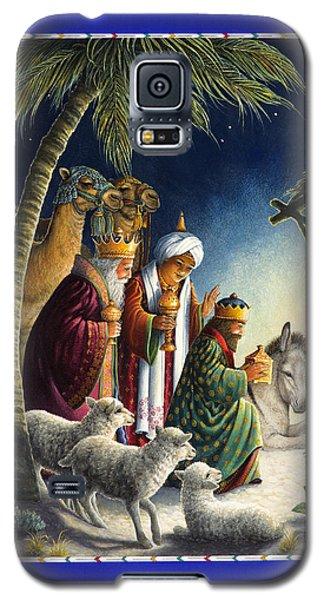 The Three Kings Galaxy S5 Case