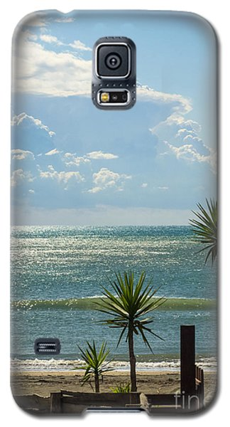 The Three Palms Galaxy S5 Case