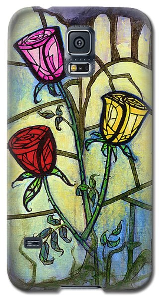 The Three Roses Galaxy S5 Case by Terry Webb Harshman