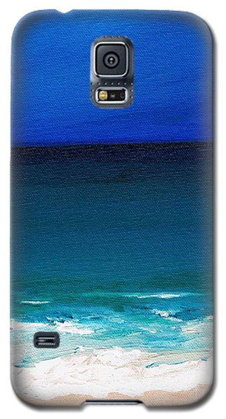 The Tide Coming In Galaxy S5 Case
