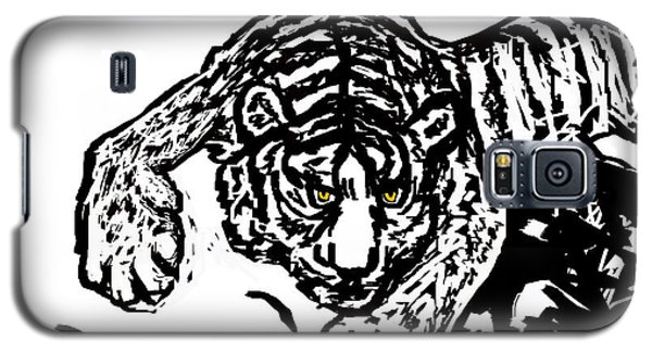 The Tiger  Galaxy S5 Case