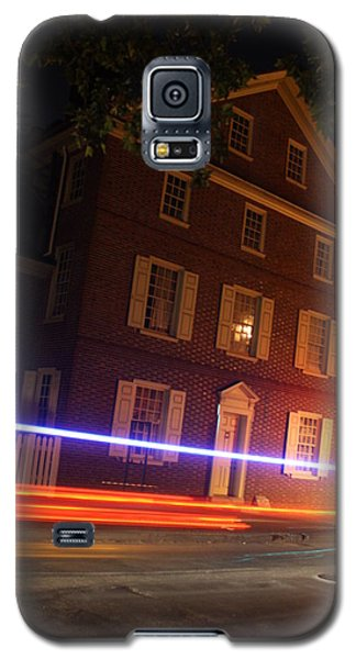 The Todd House Philadelphia Galaxy S5 Case