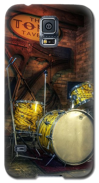 Drum Galaxy S5 Case - The Tonic Tavern by Scott Norris