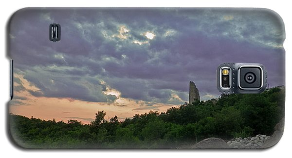 Galaxy S5 Case featuring the photograph The Tower by Eti Reid