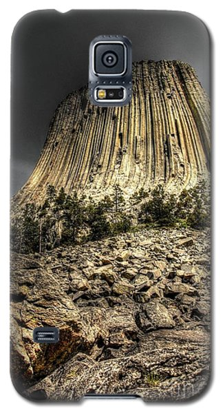 The Tower Of Boulders Galaxy S5 Case