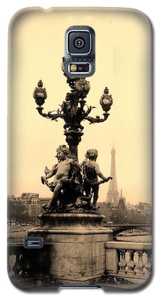 The Tower Galaxy S5 Case by Steve Godleski